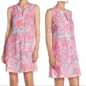 Lily Pulitzer Sarasota Sleeveless Tunic Dress
